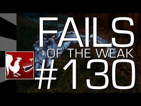 Halo 4 - Fails of the Weak Volume 130 (Funny Halo Bloopers and Screw-Ups!)