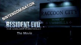 Chronicle - Resident Evil: The Darkside Chronicles - The Movie (HD)