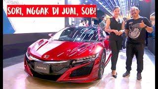 REVIEW Honda NSX Indonesia!!!!