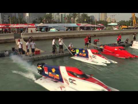 F1H2O QATAR 2014 - Highlights