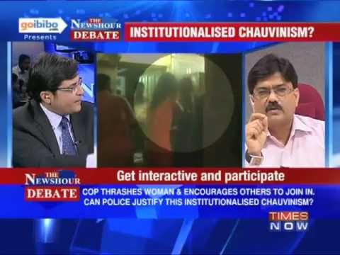 The Newshour Debate: Who will police the police in India?  (Part 1 of 2)