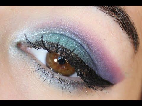 Celestial makeup look (Tutorial) | Sarillamakeup♡
