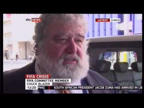 Fifa Committee USA Fifa Member Chuck Blazer exposes Corruption