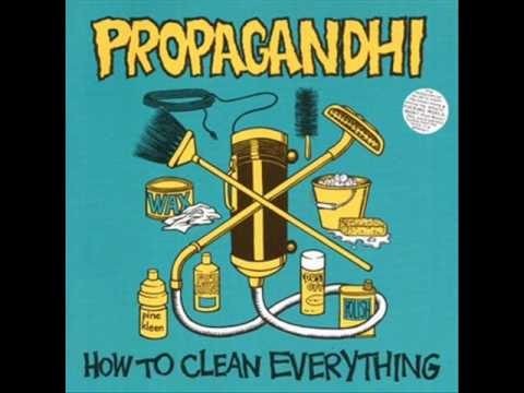 Propagandhi - Stick The Fucking Flag Up Your Goddamn Ass You Sonofabitch