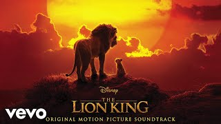 "Billy Eichner, Seth Rogen - The Lion Sleeps Tonight (From ""The Lion King""/Audio Only)"