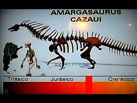 [Dinosauri] Al passo con i tempi – uomini e dinosauri dell' argentina – video (il tirannosauro)