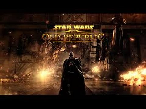 Star Wars The Old Republic: The Man with the Steel Voice