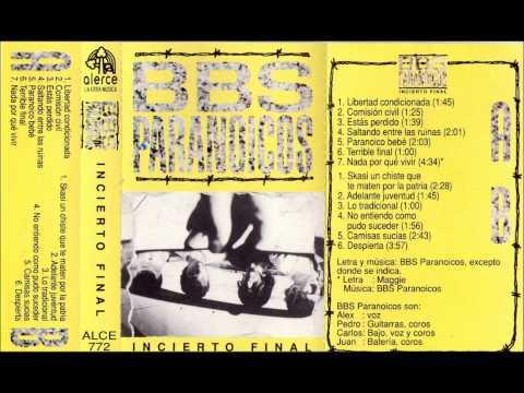 Bbs Paranoicos - Adelante Juventud