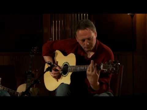Tony McManus and PRS Acoustics