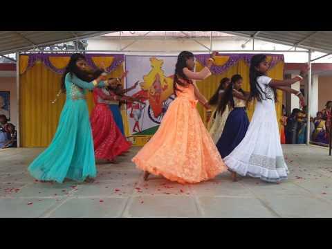 des rangeela school dance