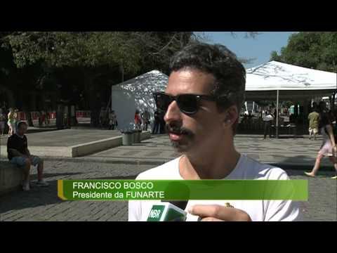 Minc promove maratona olímpica cultural no Rio de Janeiro