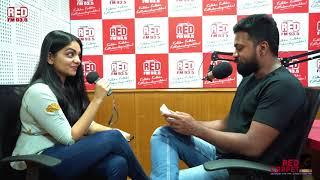 Ahaana Krishna | Red Carpet | RJ Mike | Red FM Malayalam