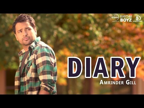 Diary | Judaa 2 | Amrinder Gill | Full Music Video 2015 video