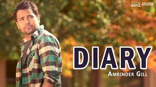 Diary | Judaa 2 | Amrinder Gill