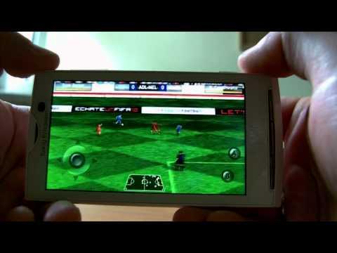 [3/3] Sony Ericsson Xperia X10 - internet, gry, benchmarki