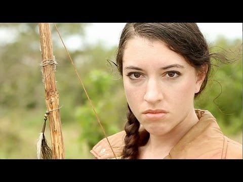 Hunger Games Parody - A spoof on the blockbuster movie - Bad Product Placement -