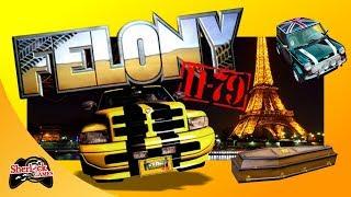 Resumo do Game #40 - Felony 11-79 [PS1]