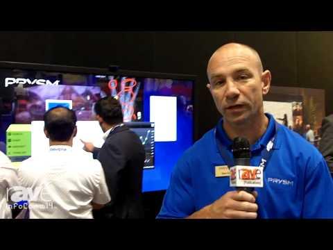 InfoComm 2014: Prysm Reveals Cascade Collaboration Solutions