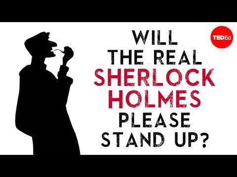 Who IS Sherlock Holmes - Neil McCaw