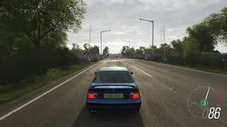 Forza Horizon 4 ¦ 450HP BMW E36 M3 Gameplay