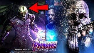 AVENGERS ENDGAME NEW VILLAIN CONFIRMED BY RUSSO! EVIDENCE FOR ANNIHILUS APPEARS IN AVENGERS 4?