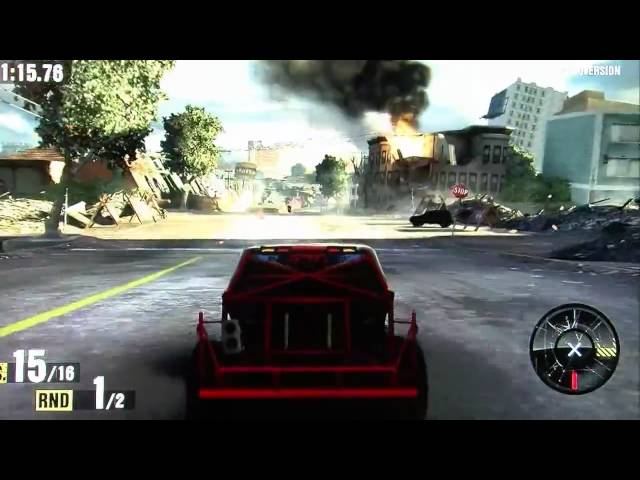 MotorStorm Apocalypse - GamesCom 2010 Demo Gameplay Trailer [HD]