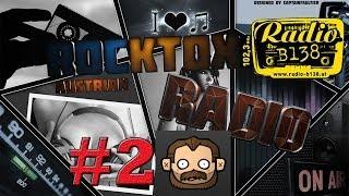 Rocktox Power Button | Sendung #2 vom 19.01.2014 mit SgtRumpel