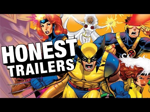 Honest Trailers - X-Men: The Animated Series