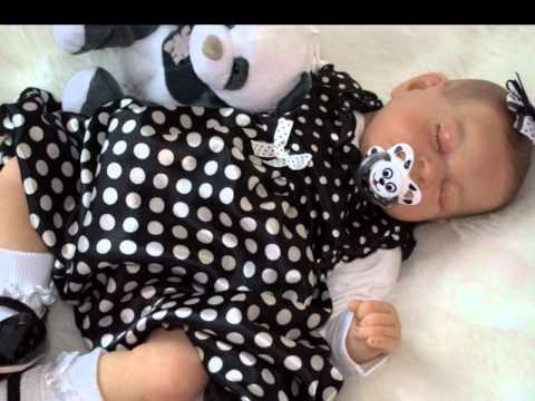 Reborn doll Gena by Michelle Fagan