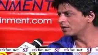 Shahrukh Khan interview in San Francisco part 1