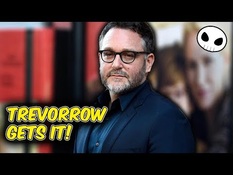 Colin Trevorrow Backs Fans Over Critics