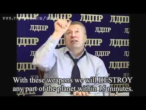 IMPORTANT RUSSIA THREATENS TO DESTROY THE WORLD 2011-12 HAARP MINDSNAPPER SECRET WEAPON WMD