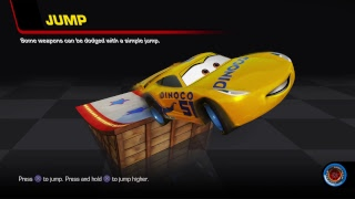 Disney Cars 3 Full Movie Video Game Driven to Win Launch Gameplay Part 8