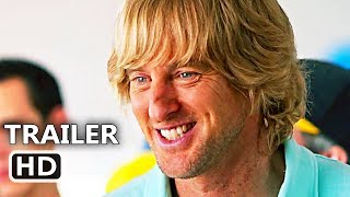 FАTHER FІGURES Official Trailer (2018) Owen Wilson, Ed Helms Comedy Movie HD