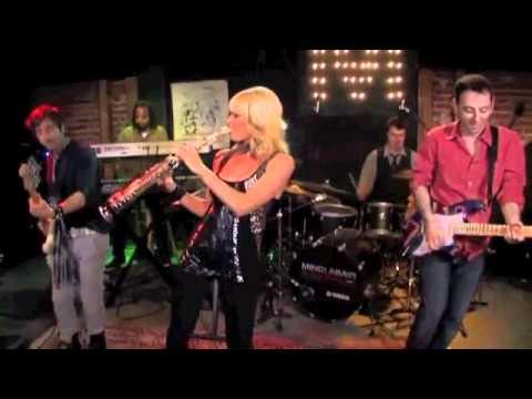 Saxophonist American Idol Mindi Abair's American Idol
