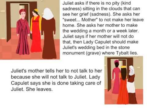 romeo and juliet coursework act 3