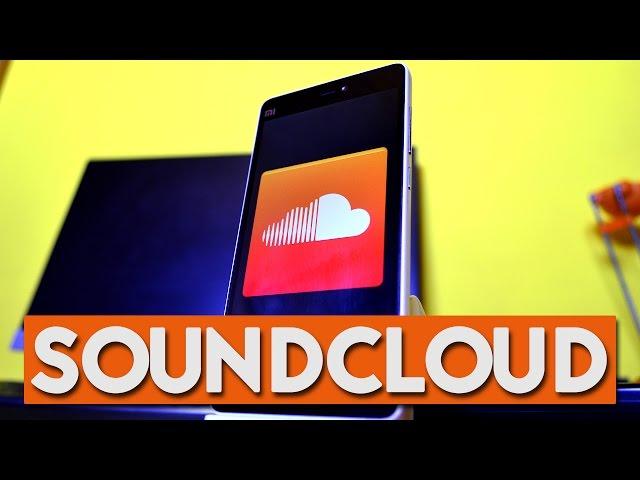SOUNDCLOUD  Lo YouTube della Musica!