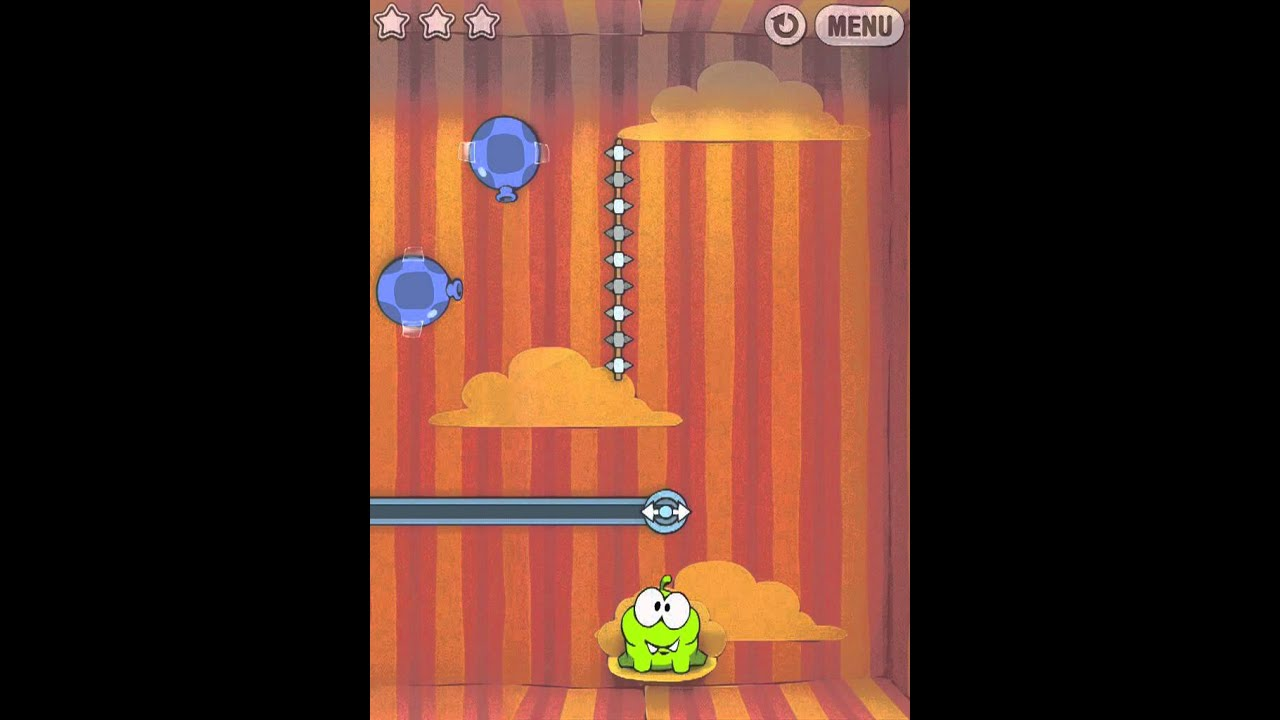 Cut the Rope 7-10 iOS Walkthrough Gift Box 6-10 Android ...