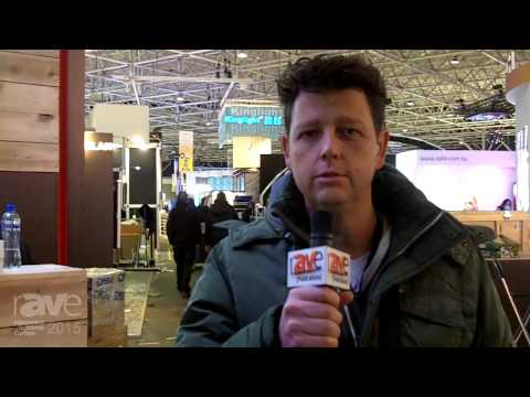 ISE 2015: Scala Reveals Coffee Ordering Application and Interactive Retail Fashion Application