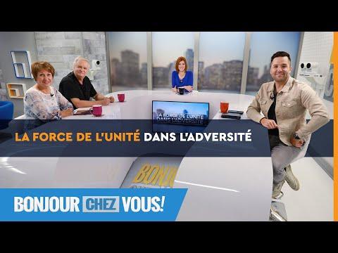 La force de l'unité dans l'adversité - Bonjour chez vous ! - Louise et Jean Turpin