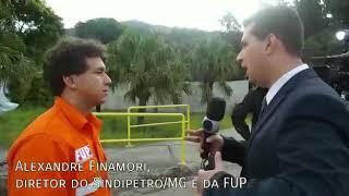 Diretor da FUP e do Sindipetro/MG fala sobre mobilização dos petroleiros em Minas