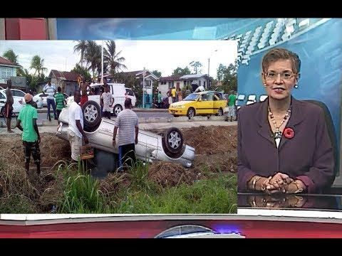 Jamaica News-Oct/22-Several Factors Behind Frequent Acc!dents On Mandela Highway-TVJ News thumbnail