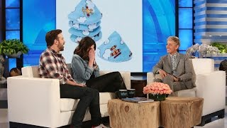 Peepee Teepee Talk with Ellen, Anne Hathaway & Jason Sudeikis