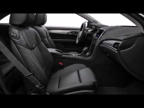 2016 Cadillac ATS Video