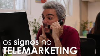 Os signos no telemarketing