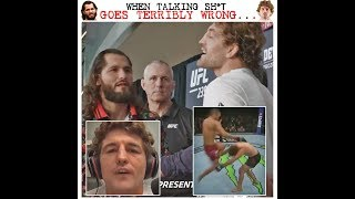 Jorge Masvidal Teaches Ben Askren A Very Valuable Lesson