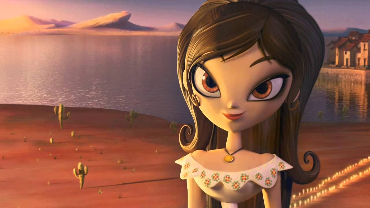 The book of life young maria