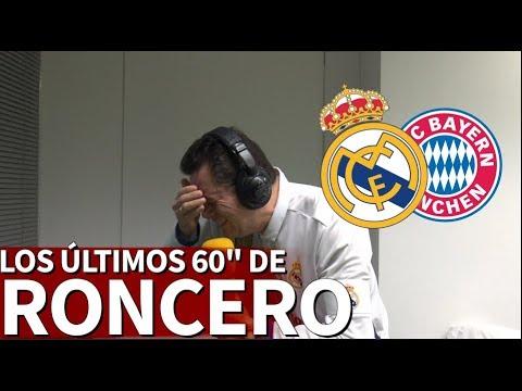 Real Madrid 2-2 Bayern | Así vivió Roncero los últimos segundos del partido | Diario AS thumbnail