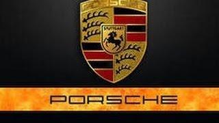 Manufacturing an unmistakable trademark the Porsche Crest