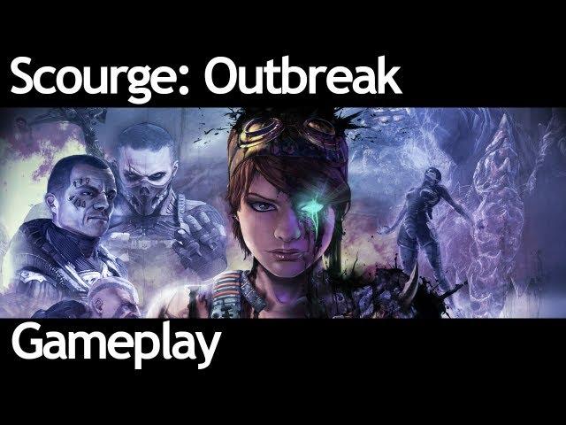 Руководство запуска: Scourge: Outbreak по сети
